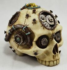 Highly Detailed Rare Skull Statue/Ornament/Figure Steampunk Occult/Supernatural