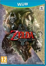 Zelda Twilight Princess HD Wii U Nintendo 045496335458