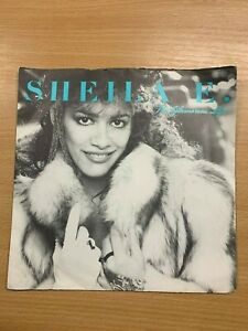 "1984 SHEILA E (PRINCE) ""THE GLAMOROUS LIFE"" 7"" SINGLE 45rpm RECORD"