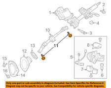 TOYOTA OEM Steering Column-Intermed Shaft Bolt 9008011555