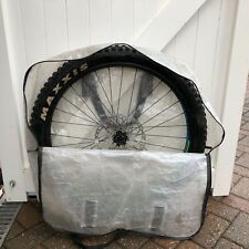 "Mountain Bike 27.5"" Plus Size Wheel Storage and Transport Bags"