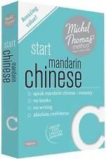 Start Mandarin Chinese (Learn Mandarin Chinese with the Michel Thomas Method) by Michel Thomas, Harold Goodman (CD-Audio, 2011)