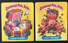 GARBAGE PAIL KIDS 1985 FOLDERS