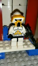 Lego Star Wars Custom Clone Marshall Commander Cody in Scout Armor