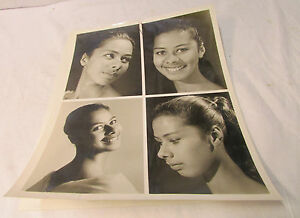 Vintage & Original ~ Margo Burroughs ~ Movie & TV Actress Audition Photo