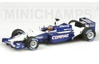 MINICHAMPS 400 010006 020006 020096 WILLIAMS  BMW F1 models Juan P Montoya 1:43