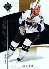 2009-10 UD Ultimate Collection #5 Martin St. Louis