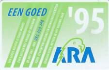 Telefoonkaart / Phonecard Nederland CRE080 ongebruikt - ARA een goed '95