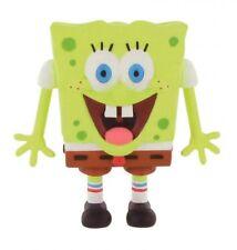Bob l´éponge mini figurine SpongeBob smile 6 cm Comansi figure 99092