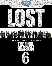 Lost ~ Complete 6th Sixth Season 6 Six ~ BRAND NEW 5-DISC BLU-RAY SET