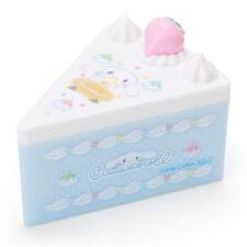 SANRIO Cinnamoroll Cake Type Case Printed Cookie Cute Japan Gift