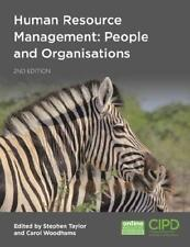 Human Resource Management by Stephen Taylor (editor), Carol Woodhams (editor)