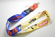New SPOON SPORT 2 Sided Lanyard Keychain Neck Strap Quick Release JDM for HONDA