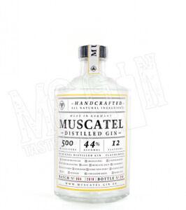 Muscatel Gin - 0.5L