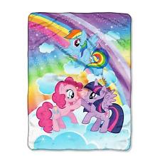 My Little Pony Super Plush Throw 46 x 60