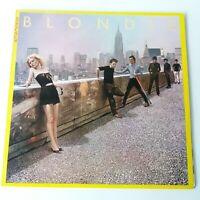 Blondie - Autoamerican Vinyl LP UK 1st Press + Rare Poster + Insert EX+/NM