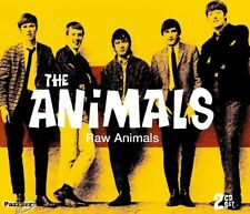 ANIMALS - RAW ANIMALS - 2 CD BOX SET - NEW