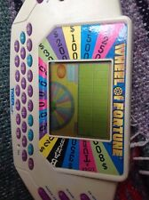 Vintage Electronic Tiger Electronics 1997 Wheel of Fortune w/ Cartridge !