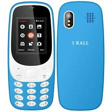 iKall K-3310 Basic Feature Phone Camera FM MP3 SOS Key+Fake Notes Checking Light