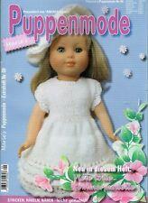 Marie`s Puppenmode # 009 Puppenkleider Häkeln Stricken Nähen SOMMERMODELLE