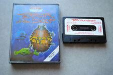 Jeu TERROR OF THE DEEP sur ZX Spectrum (Sinclair) format cassette K7