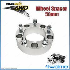 Toyota Lancruiser 100 IFS 105 Series 5 x 150 M14x1.5 Roadsafe Wheel Spacer 50mm