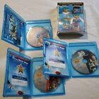 Toy Story 3D Trilogy w/ Lenticular Slipcase (Blu-ray 3D Disc, 2011, 3-Disc Set)