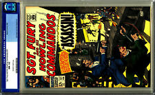 Sgt Fury and His Howling Commandos 51 Cgc 9.2