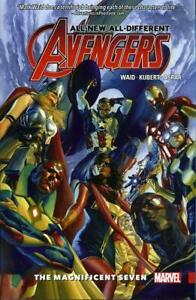 All-New All-Different Avengers: The Magnificent Seven (Volume 1) TP, Marvel, NEW