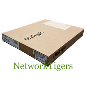 New Dialogic D/4PCIUF 881-775-50 D4PCIUF Media Voice Fax Board Module