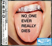 N.E.R.D.-NO_ONE EVER REALLY DIES-JAPAN CD Ltd/Ed E78