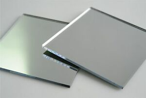 Acrylic Mirror PERSPEX Square shaped Decorative Mirror for In / Out Door Purpose