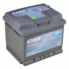 BATTERIA auto batteria di avviamento Exide Premium ea472 47ah