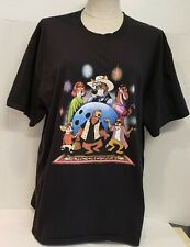 Big Lebowski T-Shirt Swapped with Animated Disney Characters