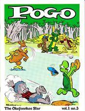 Bill Crouch - The Okefenokee Star Magazine #3 [Pogo, Walt Kelly fanzine]