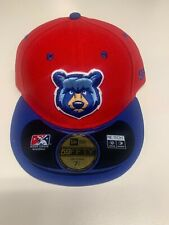 MLB/MiLB New Era Tennessee Smokies 59FIFTY Fitted Hat Sz 7 3/8