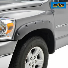 Eag Fits 03 09 Dodge Ram 25003500 Hd Rivet Style Bolt On Pocket Fender Flares Fits More Than One Vehicle