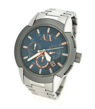 NEW ARMANI EXCHANGE CHRONOGRAPH 50M MENS WATCH AX1176