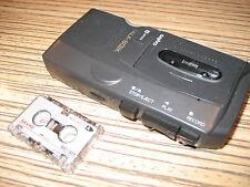 Cassette Sanyo sprech Recorder für Microcassette TCR 520 M Diktiergerät (2209)