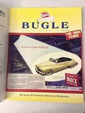 Buick Bugle Magazine The War Years April 1993 032017NONRH