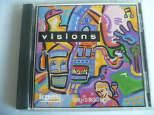 BERND ROGER VISIONS KPM  RARE LIBRARY SOUNDS MUSIC CD
