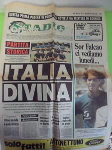 CORRIERE DELLO SPORT 30/06/1982 MONDIALI SPAGNA