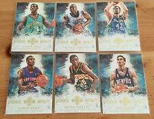 Lot of 6 2014-15 Panini Court Kings - Rookie Royalty