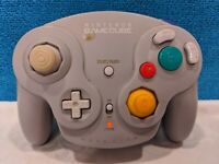 Nintendo GameCube WaveBird Grey Wireless Controller Only - Tested & Working