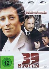 DVD NEU/OVP - 39 Stufen - Robert Powell & David Warner
