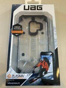 Urban Armor Gear (UAG) Plasma Rugged Case For Samsung Galaxy S9  - ICE Black