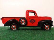 Franklin Mint 1940 Ford V8 Pickup Dealer Delivery Truck 1:24 Scale Diecast Model