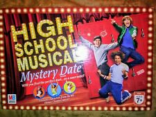 High School Musical Mystery Date Game complete Free Shipping