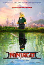 Lego ninjago movie  Dave Franco Michael Silk Poster Wallpaper 14 X 20 inch