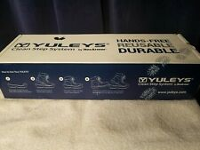 Yuley's Hands Free Reusable Durable Boot & Shoe Covers Size F